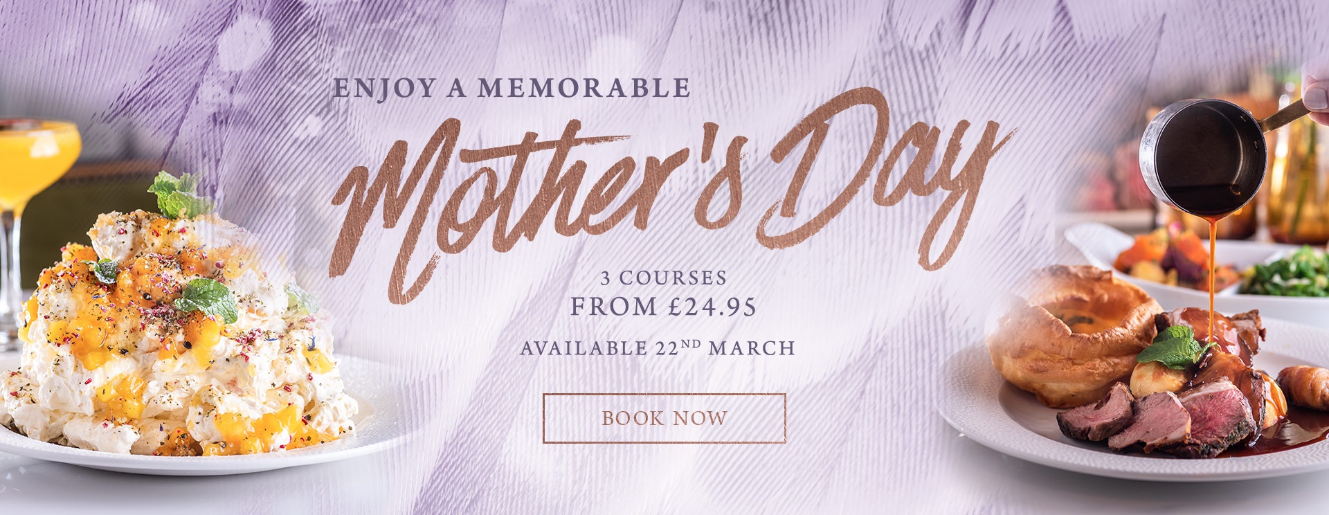 Mother's Day 2019 at The Cowper Arms